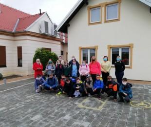 Posjet učenika Osnovne škole Kralja Tomislava Savezu Slovaka