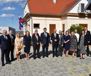 Posjet premijera Andreja Plenkovića Savezu Slovaka